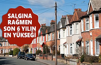 İngiltere'de Konut Fiyatlarında Şaşırtan Artış