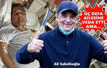 Koronavirüse Direnen Mucize Türk Taburcu Oldu!