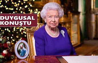Kraliçe Elizabeth'ten 'Kucaklayıcı' Noel Mesajı