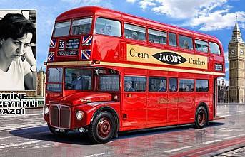 Londra'nın Yol Ustası… Routemaster