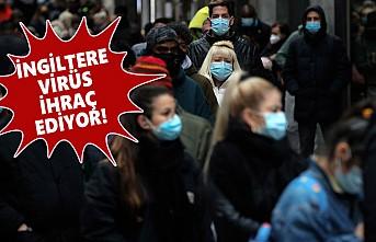 Mutasyona Uğrayan Virüs Şimdi De İspanya'da