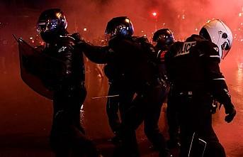 Polis Şiddetine Rap İle Tepki