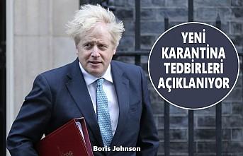 İngiltere Evlere Kapanacak!