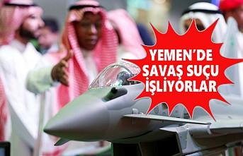 Suudiler, İngiltere'den Silah Alıp, Yemen'de 'Kayıt Dışı' İnsan Öldürüyor