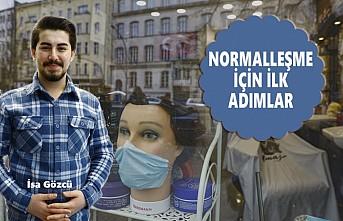 Almanya'da Berberler 1 Mart'a Hazır
