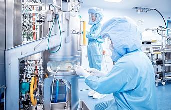 BioNTech Almanya'da Aşı Üretimine Başladı