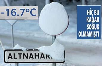 Birleşik Krallık'ta Son 10 Yılın En Soğuk Gecesi