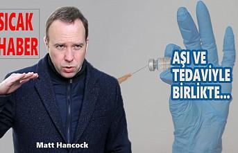 İngiliz Sağlık Bakanı Hancock'tan, İşte 'Normalleşme' Tarihi