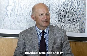 İngiltere Büyükelçisi Chilcott'tan Türkiye'ye Başsağlığı