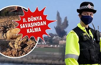 İngiltere'de Bulunan Patlamamış Bomba Şehri Ayağa Kaldırdı