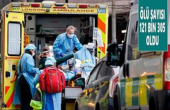 İngiltere'deki Koronavirüs Vakalarında Önemli Gelişme