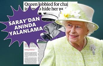 Kraliçe Elizabeth'e Şok Suçlama!