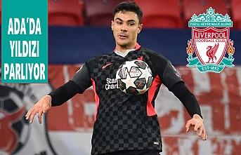 Liverpoollu Ozan Kabak, Şampiyonlar Ligi Haftanın 11'inde