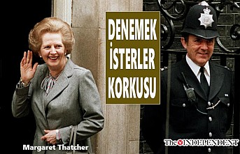 Margaret Thatcher, AIDS'e Karşı O Uyarıdan Kaçınmış!