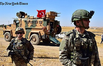 """New York Times'tan, """"Suriye'deki Türkiye""""ye Övgü"""
