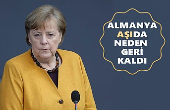 Angela Merkel'den Koronavirüs İtirafı!