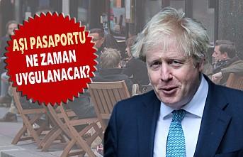 Boris Johnson'dan 'Aşı Pasaportu' Açıklaması