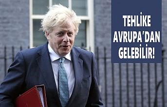 Boris Johnson'dan 'Üçüncü Dalga' Uyarısı