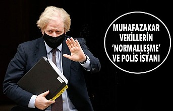"""Boris Johnson'ın """"Normalleşme"""" Çıkmazı"""