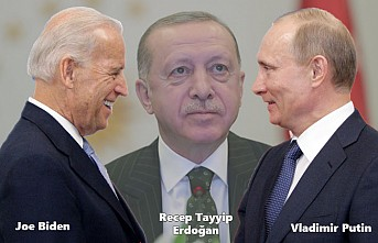 Erdoğan'nın, Biden-Putin Yorumu Rus Basınında