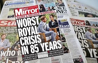 İngiltere'de Prens Harry Ve Eşinin Röportajı Halkı Böldü