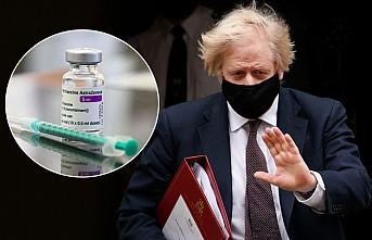 İşte Boris Johnson'un, Bugün Yaptıracağı Aşı!