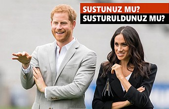 Prens Harry ve Meghan'a Can Alıcı Soru!