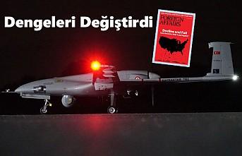 Türk SİHA'ları ABD'nin Savunma Yöntemlerini Geliştirmeye Yöneltti