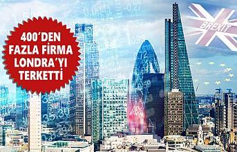 Brexit, Londra'nın Finans Merkezini Vurdu
