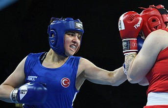 Büşra Işıldar, Dünya Gençler Boks Şampiyonu