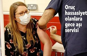 İngiltere'de Ramazanda Hizmet Verecek Aşı Merkezleri Kuruldu