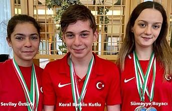Paralimpik Yüzme Dünya Serisi'nin Harika Gençleri