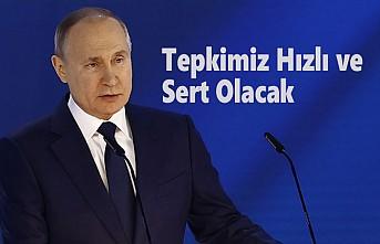 Rusya Devlet Başkanı Putin'den Batı'ya Uyarı