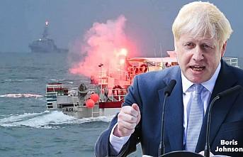 Balıkçı Krizinde İngiltere'den Jersey Adası'na Tam Destek