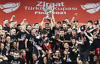 Beşiktaş, 59. Türkiye Kupası'nın Sahibi Oldu