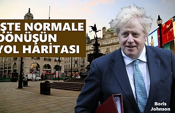 İngiltere'de Başbakan Normalleşme Sürecini Açıkladı
