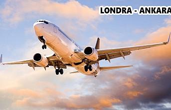 Londra'dan, Ankara'ya Direkt Uçak Seferleri Başlıyor