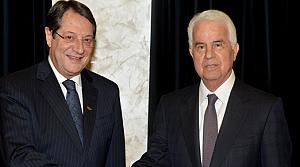 Ada'da Türk ve Rum liderler yeniden aynı masada