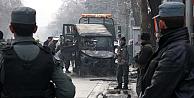 Afganistanda Türk askerlerine yönelik bombalı saldırı