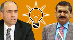 AK Parti'den iki il başkanı daha istifa etti!