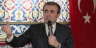 AK Partili Mahir Ünal Londrada konuştu: Sandık namustur