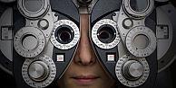 Akciğer kanserine gözlerden teşhis