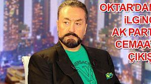 Oktar: AKP ile Cemaatin araasını ben düzeltirim