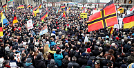 Almanyada yabancı ve İslam karşıtı gösteriler