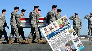 Amerikan askeri intihar ediyor!