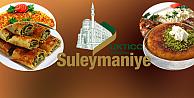 Anadolu Lezzetleri Süleymaniye Kültür Merkezi Festivalinde