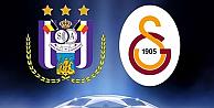 Anderlecht - Galatasaray maçı saat kaçta hangi kanalda?