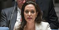 Angelina Jolieden, BM Güvenlik Konseyine Suriye eleştirisi