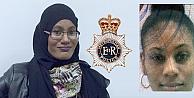 Ankarada yakalanan İngiliz kadın Londrada gözaltında