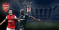 Arsenal - Beşiktaş maçının saati ve kanalı
